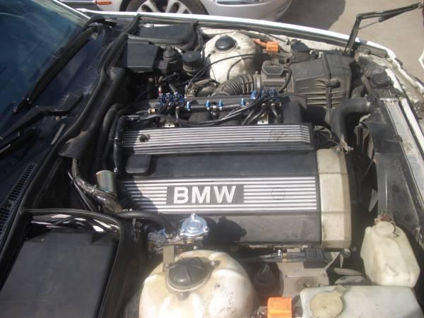 Установка ГБО на BMW-525