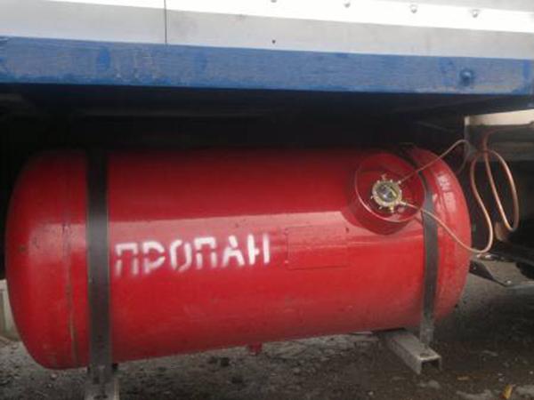 Установка ГБО на ГАЗ-3307