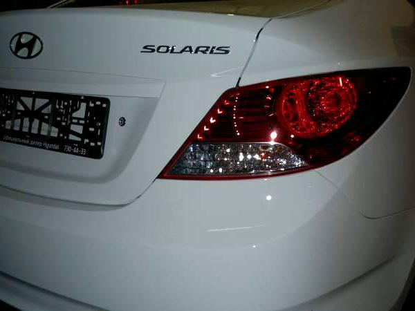 Установка ГБО на HYUNDAI SOLARIS